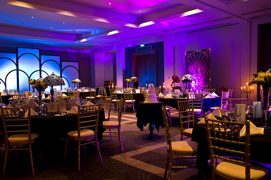 Furniture Hire London At Party Supplied By Chair Hire London